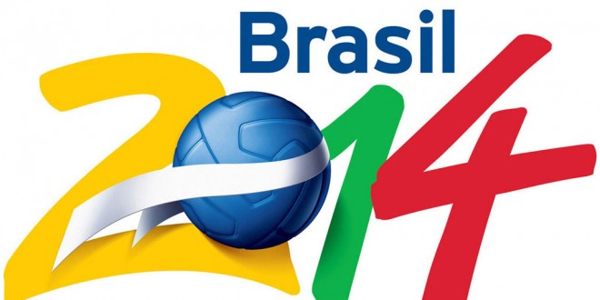 Wk voetbal 2014 Brazilie
