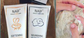Naïf shampoo getest voor gevoelige kinderhuid