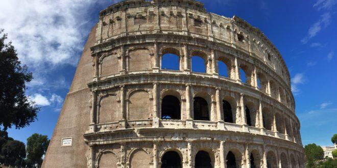 Weekendje naar Rome