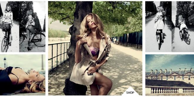 Sylvie lingerie in de Hunkemoller