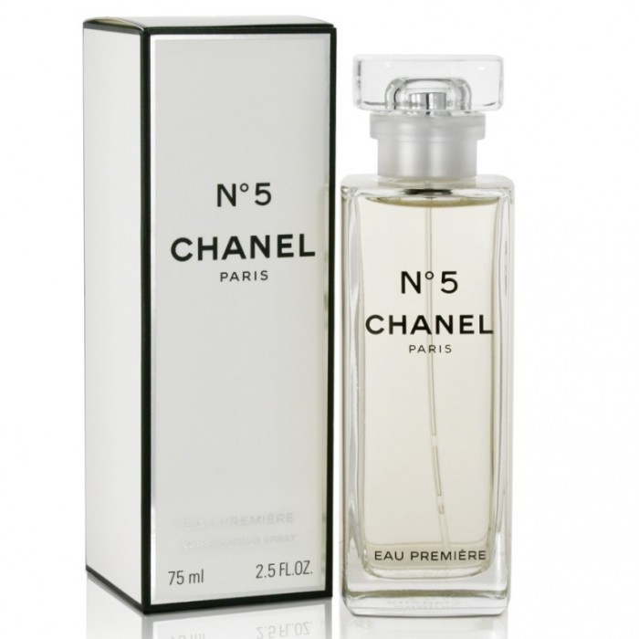 3) Chanel No 5 paris Eau Première Thescentualist Com