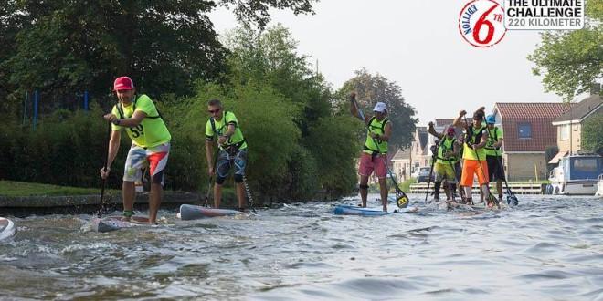 Supboarden; de nieuwe watersport!