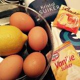 eierkoek ingrediënten