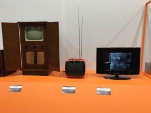 Televisie door de jaren heen
