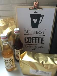 koffie de koffiebranderij