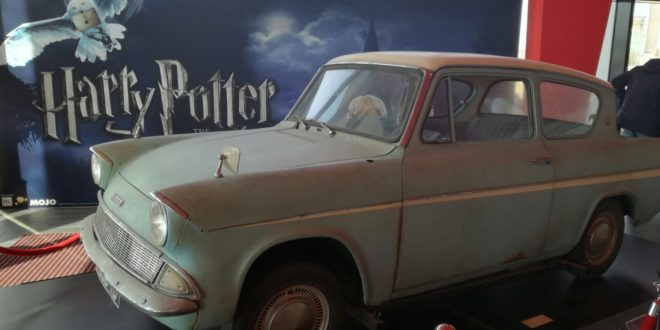 Harry Potter the Exhibition in Nederland